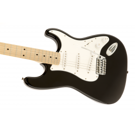 SQUIER AFFINITY STRAT ELECTRIC GUITARS ELECTRIC MN BLACK