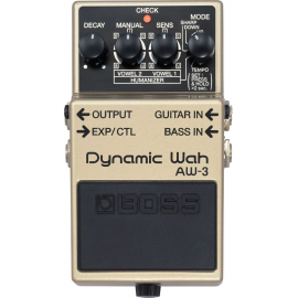 BOSS AW 3 COMPACT PEDAL