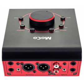 ESI MOCO CONTROLLER OF PAVED MONITORS