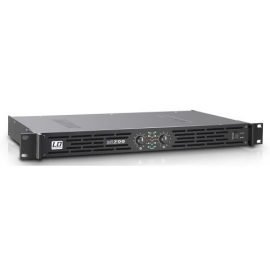 LD SYSTEMS XS 700 AMPLIFIER FOR PA CLASS D 2 X 3