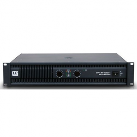 LD SYSTEMS DEEP2 2400X POWER STAGE 2 CHANNELS