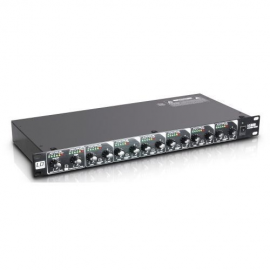 LD SYSTEMS PLUS 828 MIXER AND SPLITTER