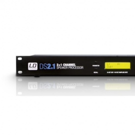 LD SYSTEMS DS21 DSP Controller 19