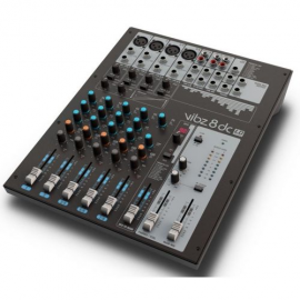 LD SYSTEMS VIBZ 8 DC DIRECT TABLE