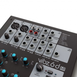 LD SYSTEMS VIBZ 6 D DIRECT TABLE