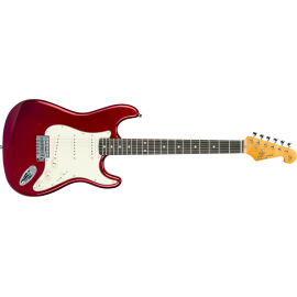 SX ST62 3/4 ELECTRIC GUITAR CANDY APPLE NETWORK