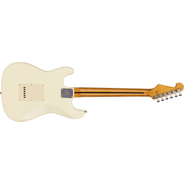 SX ELECTRICAL GUITAR ST 3/4 WHITE